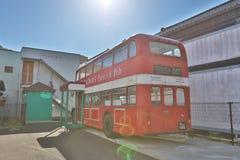 Hakodate Kanemori Red Brick Warehouse District Royalty Free Stock Image