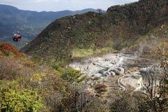 Hakone в Японии, 2014 Стоковое Фото
