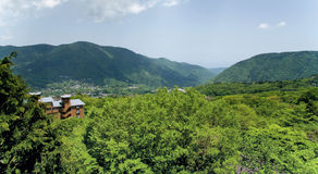 Hakone area, Japan Stock Images