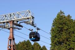 Hakone-Drahtseilbahn 2 Stockfotografie