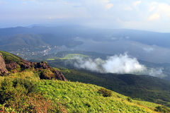 hakone japan nationalpark Royaltyfri Foto