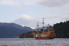 Hakone pływa statek Obrazy Stock