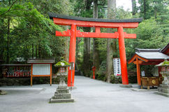 Hakone shrine Royalty Free Stock Image