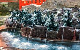 Hakone Shrine Royalty Free Stock Photography