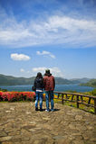 Hakone sightseeing Royalty Free Stock Photos