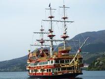 Hakone Sightseeing Cruise Stock Photos