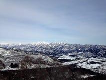 Hakuba, Japan lizenzfreie stockfotografie