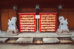Hakusan-Schrein stockfoto
