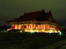 Hal commémoratif de Chiang Kai-shek photo stock