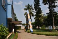 HAL Heritage Centre och rymdmuseum, Bangalore, Karnataka, arkivfoton