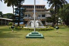 HAL Heritage Centre och rymdmuseum, Bangalore, Karnataka, arkivbilder