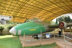 HAL Heritage Centre och rymdmuseum, Bangalore, Karnataka, royaltyfri bild
