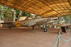 HAL Heritage Centre och rymdmuseum, Bangalore, Karnataka, royaltyfri foto