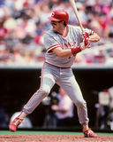 Hal Morris, Cincinnati Reds Fotos de Stock Royalty Free