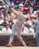 Hal Morris, Cincinnati Reds Immagine Stock Libera da Diritti