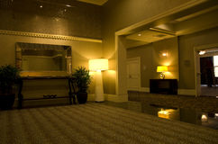 Hal van Alexis Hotel Royalty-vrije Stock Fotografie