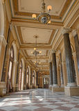 Hal van Rudolfinum in Praag royalty-vrije stock foto's
