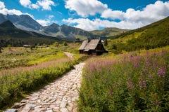 Hala Gasienicowa, Tatra mountains Zakopane Poland Stock Images