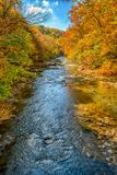 Hala Rock Creek arkivfoton