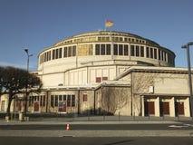 Hala Stulecia (Centennial Hall) also known as Hala Ludowa (Peopl Stock Photos