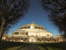 Hala Stulecia (Centennial Hall) also known as Hala Ludowa (Peopl Royalty Free Stock Image
