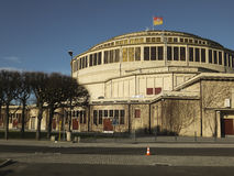 Hala Stulecia (Centennial Hall) also known as Hala Ludowa (Peopl Stock Images