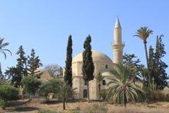 Hala Sultan Tekke. In Cyprus Stock Image