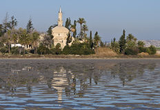 Hala Sultan Tekke Stock Images