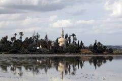 Hala Sultan Tekke Cyprus Royalty-vrije Stock Foto's
