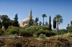 Hala Sultan Tekke Cyprus Stock Images