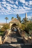 Hala Sultan Tekke Mosque Cyprus Stock Photo