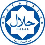 Malaysia Halal icon logo vector illustration