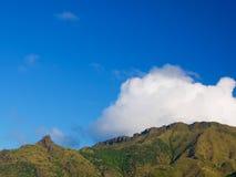 Halb-Klingeln Shan, Keelung, Taiwan stockfoto