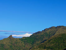 Halb-Klingeln Shan, Keelung, Taiwan lizenzfreies stockfoto