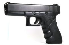 Halbautomatische Pistole Lizenzfreie Stockbilder