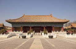 Halberd Gate In Beijing Stock Photo