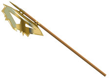Halberd Royalty Free Stock Photo