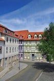 Halberstadt Sachsen Anhalt, Tyskland Royaltyfria Bilder