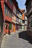 Halberstadt, Saksen Anhalt, Duitsland Royalty-vrije Stock Fotografie