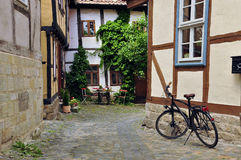 Halberstadt, Saxony Anhalt, Germany Stock Images