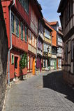 Halberstadt, Saxony Anhalt, Germany Royalty Free Stock Photography