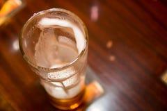Halbes Liter im Glas Stockbilder