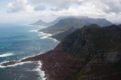 Halbinsel Cape Town Südafrika stockfotografie