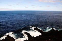Halbinseln, Ozean und Himmel Lizenzfreie Stockfotos