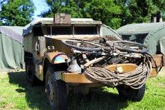 Halbkettenfahrzeug M3 Stockbild