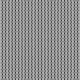 Halbton punktierter Hintergrund gleichmäßig verteilt Halbtoneffekt Lizenzfreies Stockbild