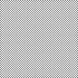 Halbton punktierter Hintergrund gleichmäßig verteilt Halbtoneffekt Stockfotos