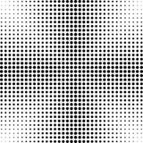 Halbton punktierter Hintergrund Halbtoneffektvektormuster Stockfotos