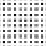 Halbton punktierter Hintergrund Halbtoneffektvektormuster Circ Lizenzfreie Stockfotografie
