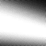 Halbtonbild punktiert Beschaffenheit Lizenzfreies Stockbild